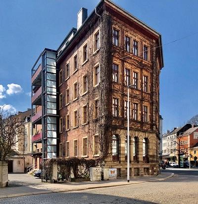 Mehrfamilienhaus in Hof