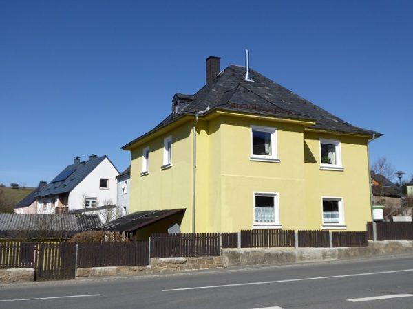 Mehrfamilienhaus in Leupoldsgrün